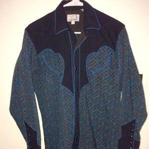 Panhandle Slim Vintage Style Western Shirt